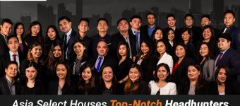 Asia Select Houses Top-Notch Headhunters