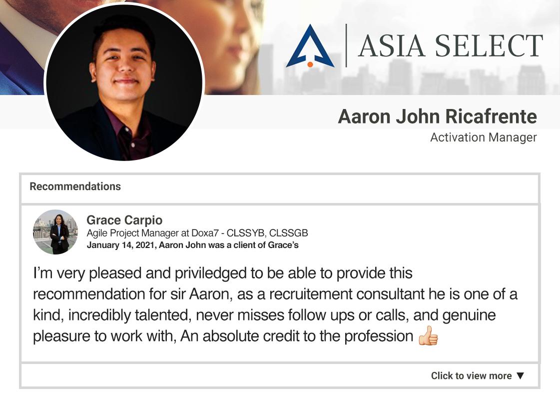 Skilled headhunters