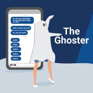 The Ghoster Candidate